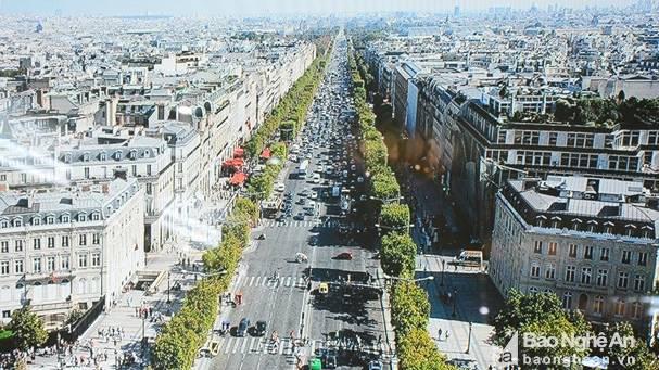 Dự án 5 phân khu của Đại lộ Vinh - Cửa lò